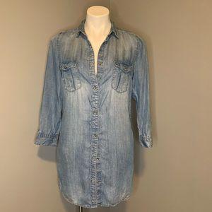 H&M denim tunic/ dress